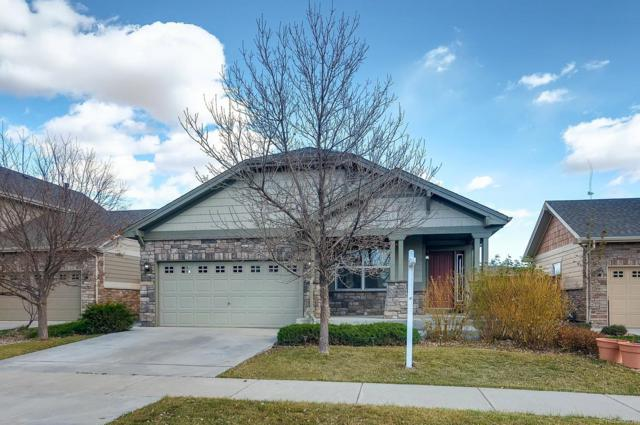 440 N Langdale Way, Aurora, CO 80018 (#4782402) :: The Heyl Group at Keller Williams