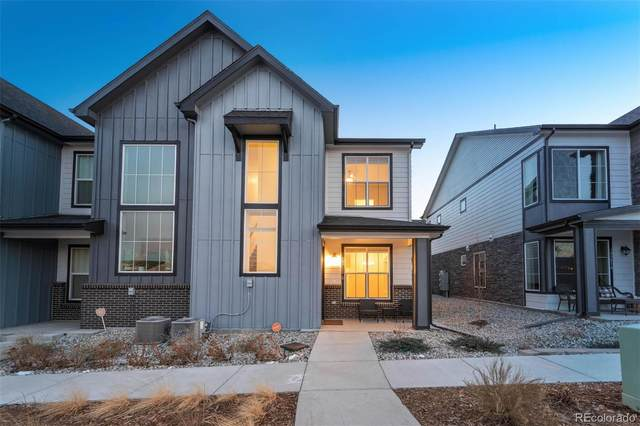 19711 W 93rd Place C, Arvada, CO 80007 (#4783003) :: The Dixon Group