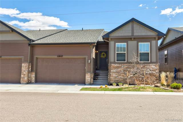 11917 Barrentine Loop, Parker, CO 80138 (#4783116) :: Wisdom Real Estate