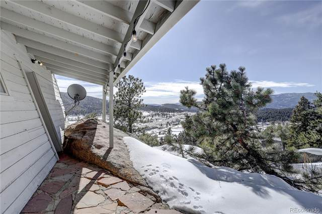 25874 Mosier Street, Conifer, CO 80433 (#4783193) :: The DeGrood Team