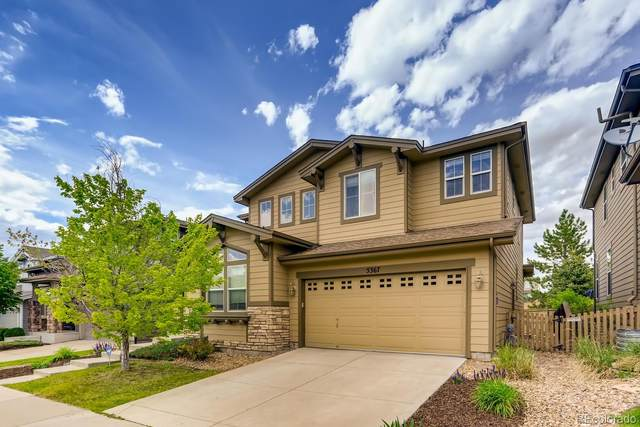 5367 Clovervale Circle, Highlands Ranch, CO 80130 (#4783228) :: Colorado Home Finder Realty