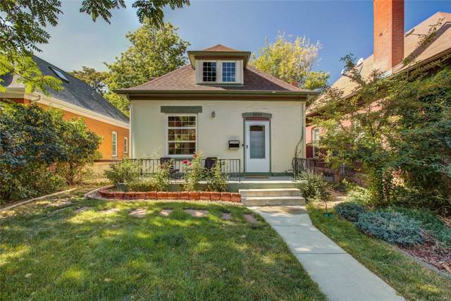 3059 N Gilpin Street, Denver, CO 80205 (MLS #4783407) :: 8z Real Estate