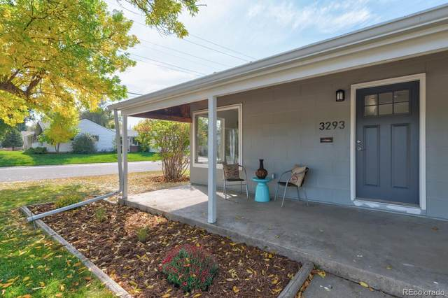 3293 S Grape Street, Denver, CO 80222 (MLS #4783679) :: Kittle Real Estate
