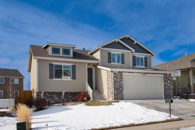 1115 78th Avenue, Greeley, CO 80634 (MLS #4783717) :: 8z Real Estate