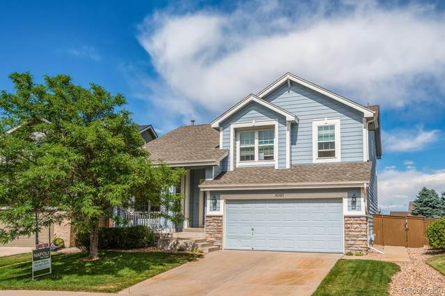 10187 Bentwood Circle, Highlands Ranch, CO 80126 (#4783878) :: The Gilbert Group