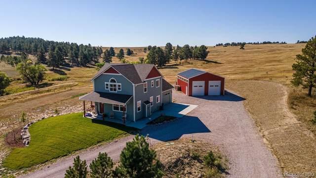 32341 Pine View Drive, Kiowa, CO 80117 (#4784005) :: iHomes Colorado