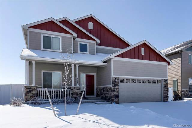 860 Shirttail Peak Drive, Windsor, CO 80550 (#4784213) :: Bring Home Denver with Keller Williams Downtown Realty LLC