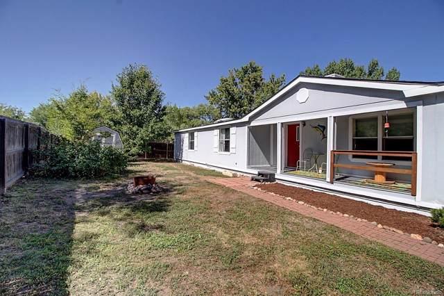 636 Kendrick Street, Golden, CO 80401 (#4784600) :: The Peak Properties Group