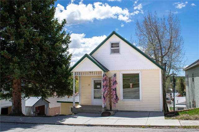113 W 9th Street, Leadville, CO 80461 (#4784607) :: The Healey Group