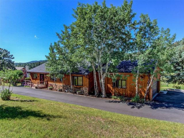 6574 High Circle, Morrison, CO 80465 (MLS #4784832) :: Colorado Real Estate : The Space Agency