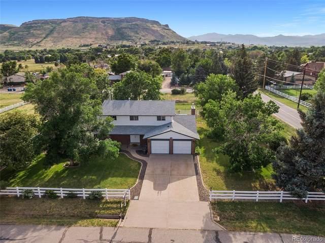 5395 Norse Street, Golden, CO 80403 (#4785034) :: Finch & Gable Real Estate Co.