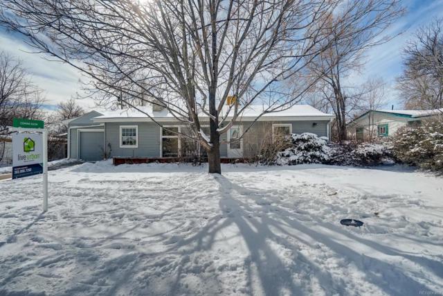 10140 W 9th Drive, Lakewood, CO 80215 (MLS #4785444) :: 8z Real Estate