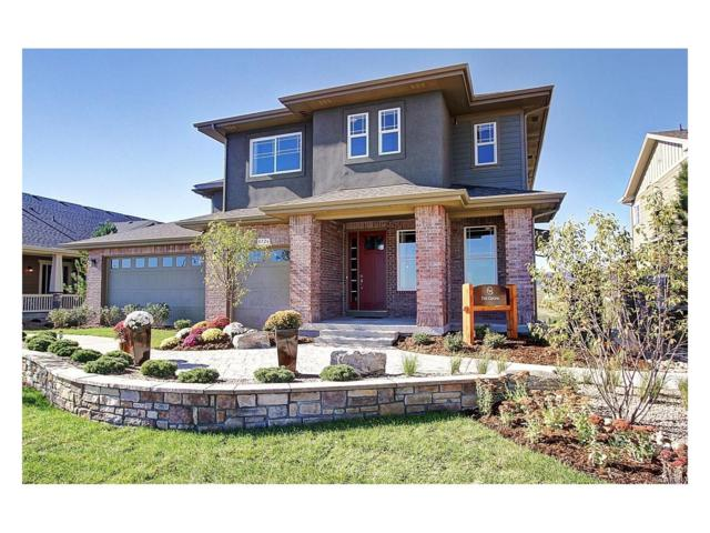 8506 Rogers Loop, Arvada, CO 80007 (#4785483) :: Thrive Real Estate Group