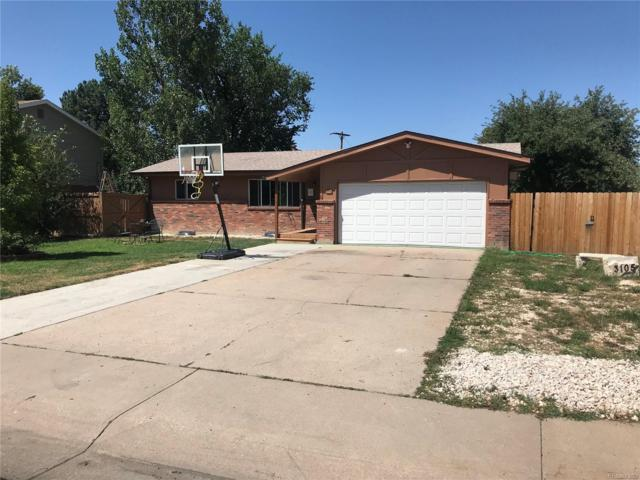3105 W 13th Street, Greeley, CO 80634 (#4785717) :: The Healey Group