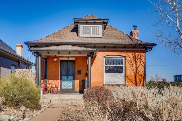 1727 W 36th Avenue, Denver, CO 80211 (MLS #4786499) :: Keller Williams Realty