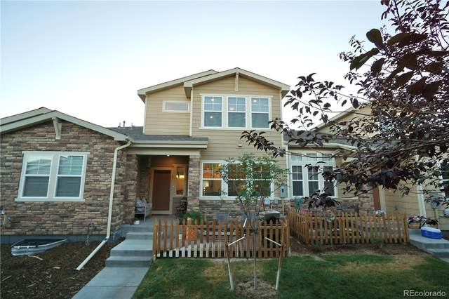 15501 E 112th Avenue, Commerce City, CO 80022 (#4786897) :: Bring Home Denver with Keller Williams Downtown Realty LLC