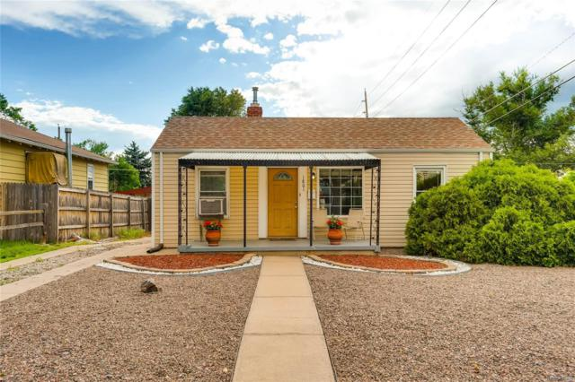 1801 S Cook Street, Denver, CO 80210 (#4787060) :: The Healey Group