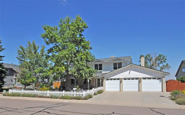 14213 W Center Drive, Lakewood, CO 80228 (#4787298) :: The Heyl Group at Keller Williams