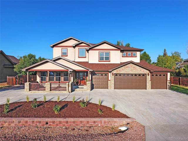 8673 S Wadsworth Court, Littleton, CO 80128 (#4787443) :: The DeGrood Team
