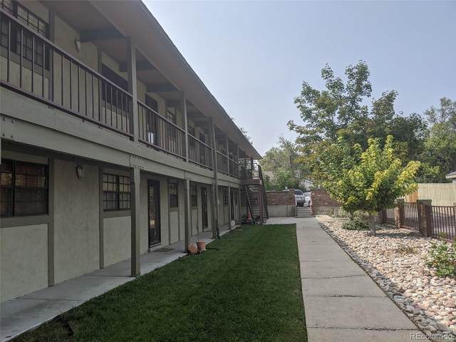 1021 Carr Street #21, Lakewood, CO 80214 (#4787642) :: Bring Home Denver with Keller Williams Downtown Realty LLC