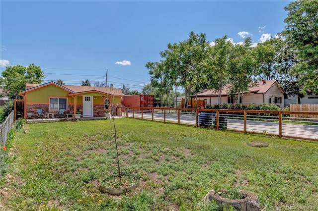 3180 W Virginia Avenue, Denver, CO 80219 (MLS #4788149) :: Find Colorado
