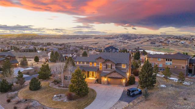 5245 Talavero Place, Parker, CO 80134 (MLS #4788187) :: 8z Real Estate