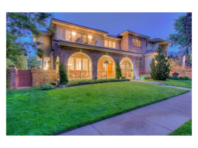 435 Steele Street, Denver, CO 80206 (MLS #4788495) :: 8z Real Estate