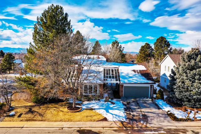 8085 S Willow Court, Centennial, CO 80112 (MLS #4788559) :: 8z Real Estate