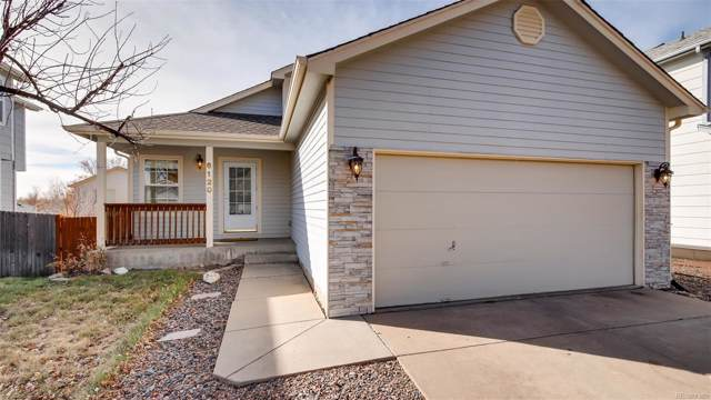 6120 Scout Drive, Colorado Springs, CO 80923 (#4788640) :: The Heyl Group at Keller Williams