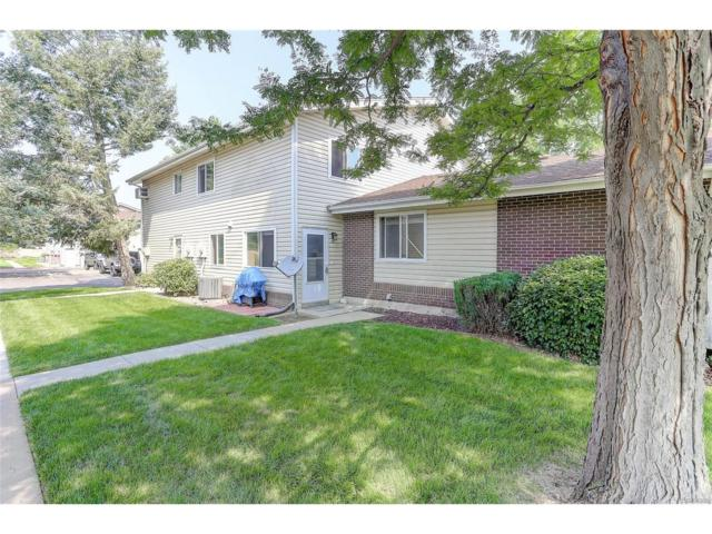 3355 S Flower Street #67, Lakewood, CO 80227 (MLS #4788799) :: 8z Real Estate