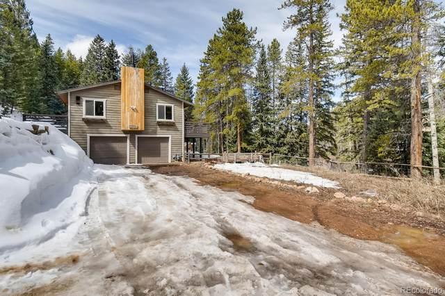 32546 Sullivan Drive, Conifer, CO 80433 (#4788896) :: Berkshire Hathaway Elevated Living Real Estate
