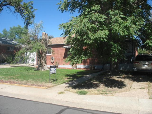 1521 Rowena Street, Thornton, CO 80229 (MLS #4789198) :: The Biller Ringenberg Group