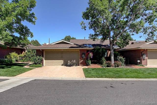2800 S University Boulevard #168, Denver, CO 80210 (MLS #4789335) :: 8z Real Estate