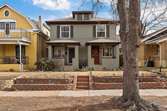 356 N Sherman Street, Denver, CO 80203 (#4789398) :: The Gilbert Group