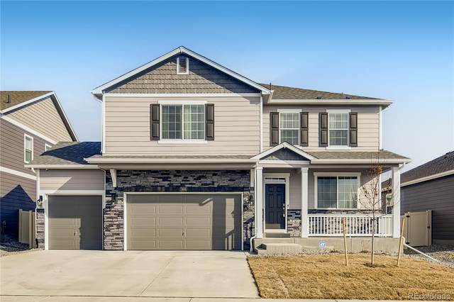 7406 Fraser Circle, Frederick, CO 80530 (#4789508) :: The DeGrood Team