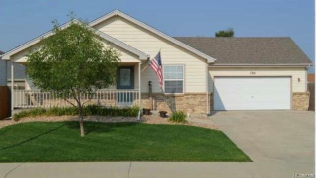 1301 S Haymaker Drive, Milliken, CO 80543 (#4789584) :: Wisdom Real Estate
