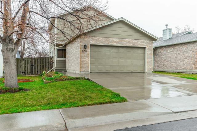 5752 W 71st Place, Arvada, CO 80003 (#4789792) :: The Peak Properties Group