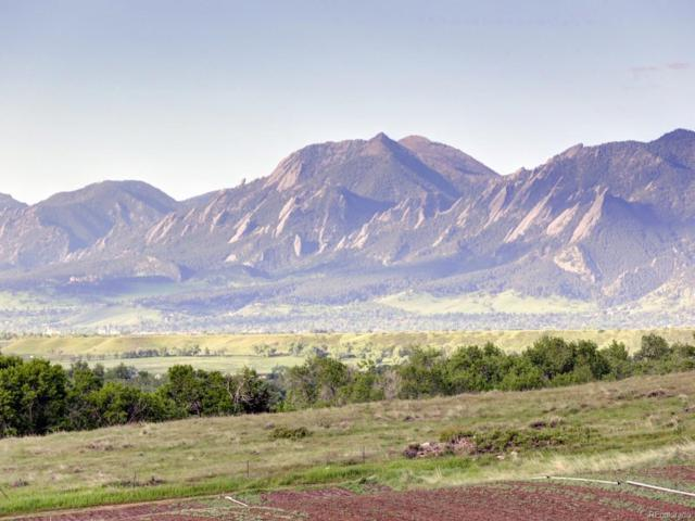 8187 Ouray Drive, Niwot, CO 80503 (#4789842) :: The City and Mountains Group