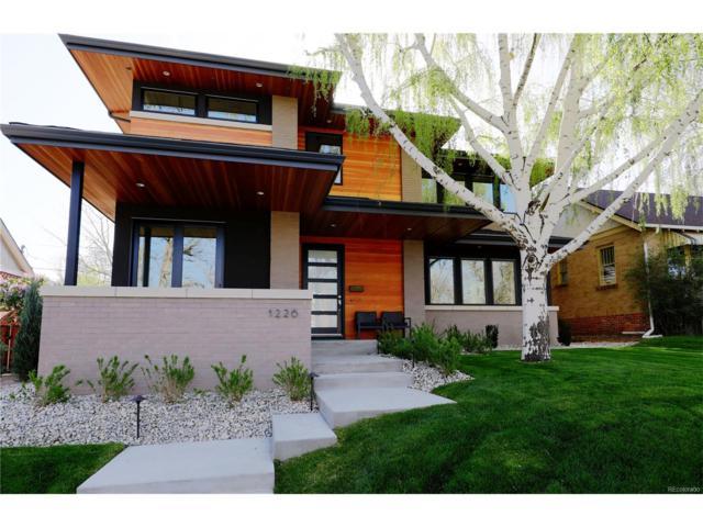 1226 S Josephine Street, Denver, CO 80210 (MLS #4790309) :: 8z Real Estate