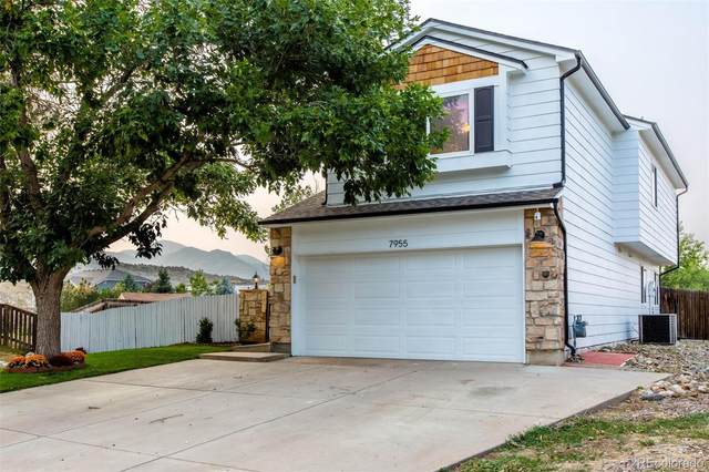 7955 Jared Way, Littleton, CO 80125 (#4790467) :: Kimberly Austin Properties