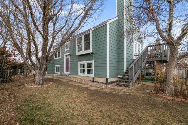 9766 W Friend Place, Littleton, CO 80128 (#4790589) :: James Crocker Team