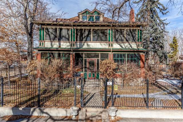 2655 & 2645 W 39th Avenue, Denver, CO 80211 (#4791090) :: Chateaux Realty Group