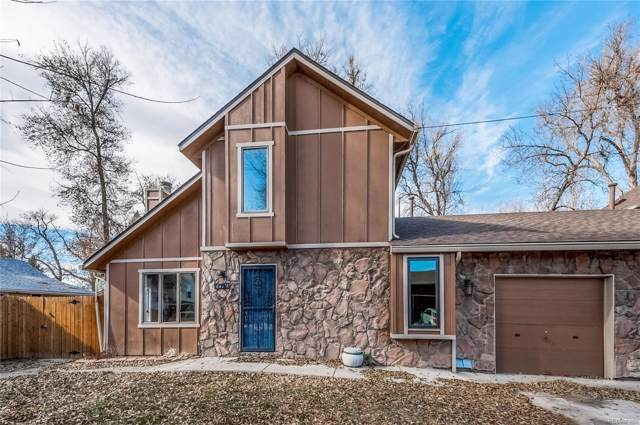 6497 Grandview Avenue A, Arvada, CO 80002 (#4791128) :: The Heyl Group at Keller Williams