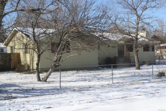 4935 Howell Street, Golden, CO 80403 (#4791383) :: The Dixon Group