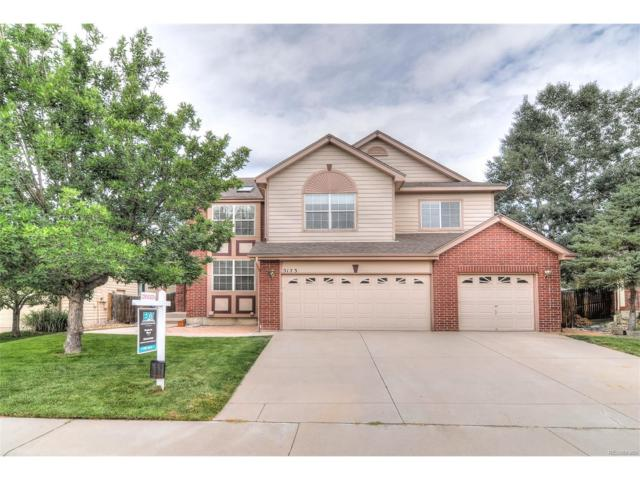 5153 S Tabor Way, Littleton, CO 80127 (MLS #4791494) :: 8z Real Estate