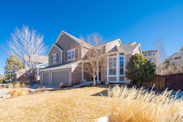10576 Weathersfield Way, Highlands Ranch, CO 80129 (#4791580) :: The Dixon Group