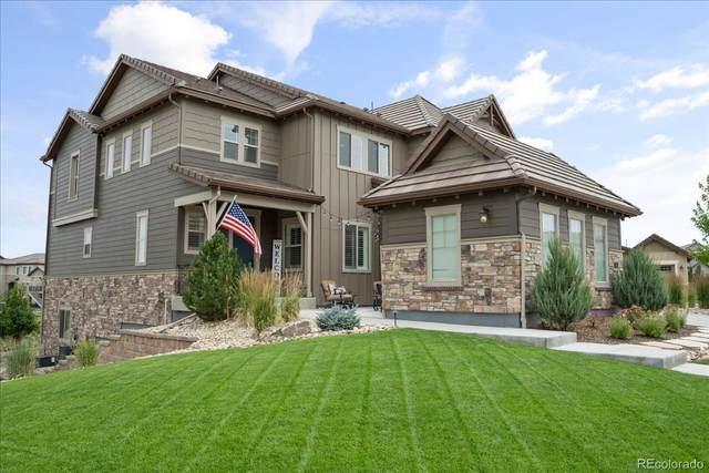 10640 Greycliffe Drive, Highlands Ranch, CO 80126 (#4792243) :: Venterra Real Estate LLC