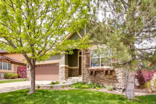 9841 S Johnson Street, Littleton, CO 80127 (#4792663) :: The Peak Properties Group
