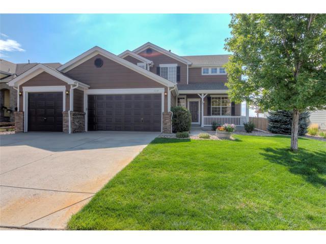 1118 Orion Way, Castle Rock, CO 80108 (MLS #4792675) :: 8z Real Estate