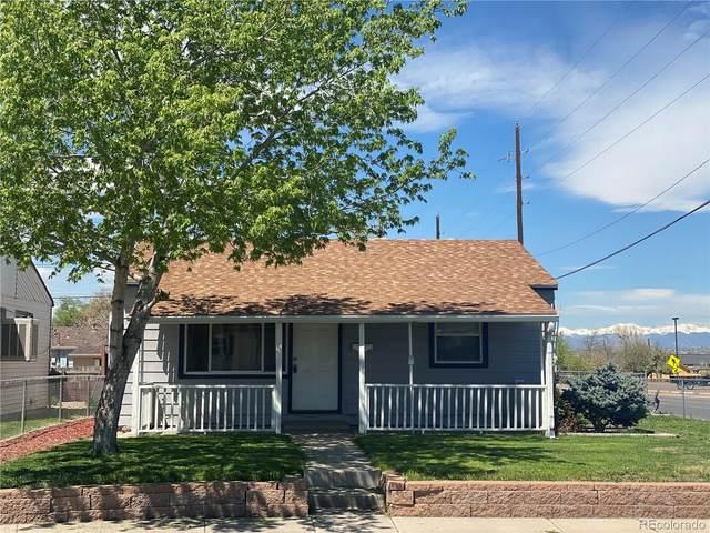 7995 Pontiac Street, Commerce City, CO 80022 (#4793480) :: Mile High Luxury Real Estate